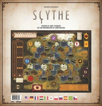Phalanx Dodatek do gry Scythe: Modularna Plansza 1