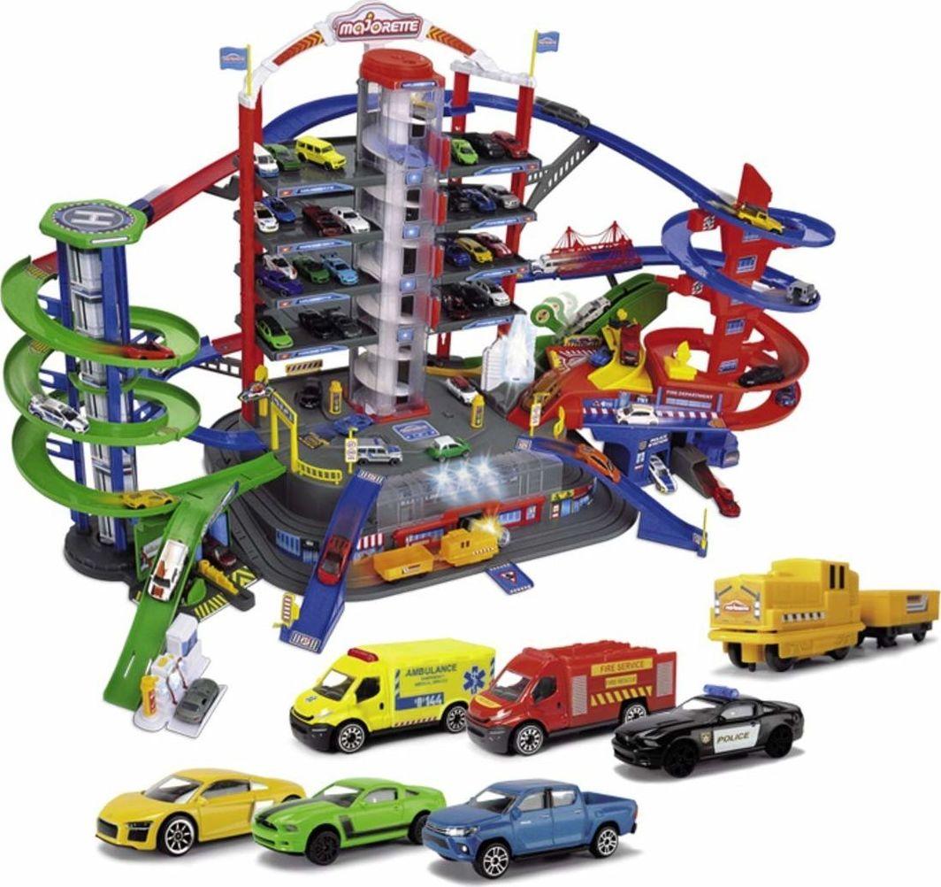 Majorette Garaż Super City 130 cm 1