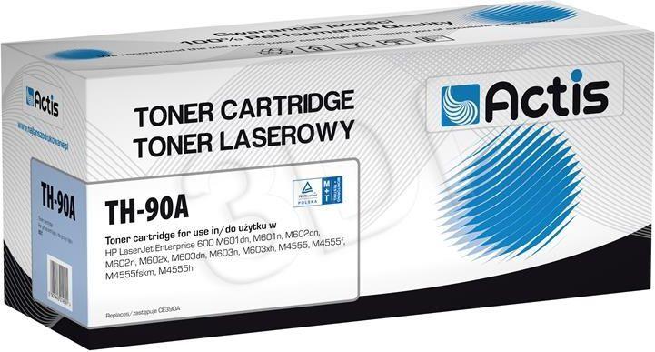 Actis toner HP CE390A LJ M601/M4555 NEW 100% (TH-90A) 1