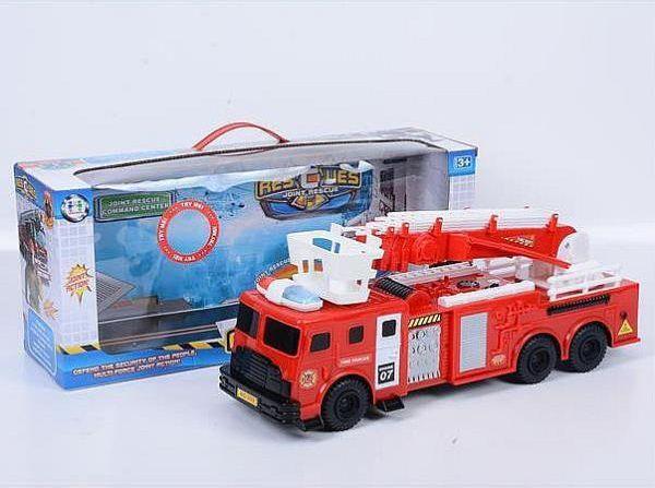 Adar Straż pożarna na baterie (505155) 1
