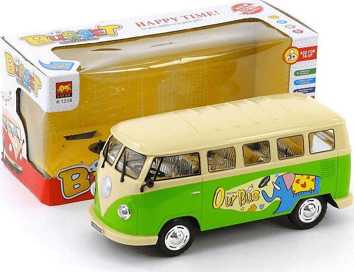 Adar Autobus na baterie 1