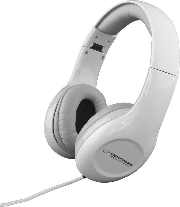 Słuchawki Esperanza Soul EH138W 1
