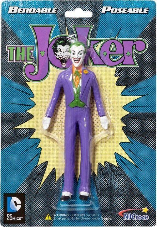 NJCroce Figurka 12,7cm Liga Sprawiedliwych: Nowa Granica - Joker (DC 3905) 1