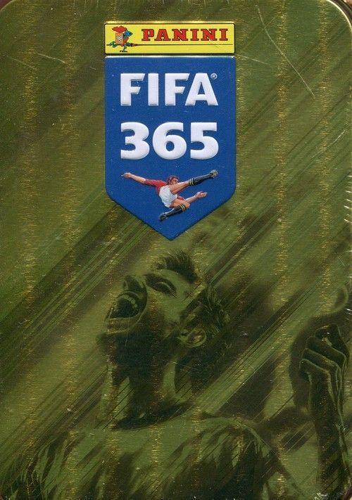 Panini PANINI FIFA 365 TIN BOX 2019 WERSJA NAKLEJKOWA 1