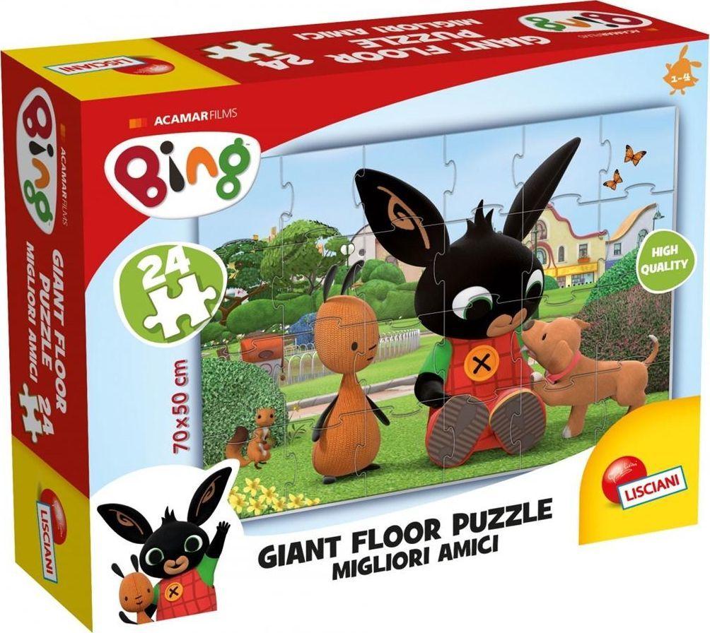 Lisciani Bing Ogromne Puzzle Podłogowe 4 1