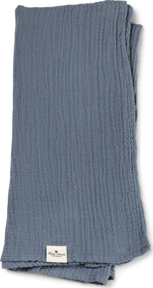 Elodie Details Elodie Details - Kocyk bambusowy - Tender Blue 1