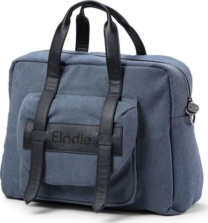 Elodie Details Elodie Details - Torba dla mamy - Signature Edition Juniper Blue 1