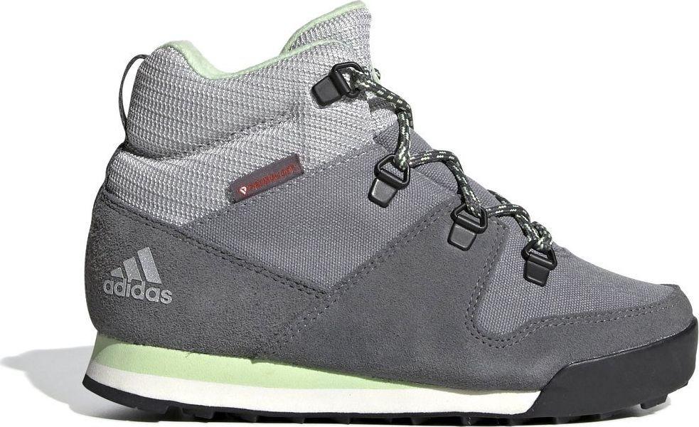 Adidas Buty damskie Cw Snowpitch ClimaWarm Primaloft szare r. 38 (G26576) 1