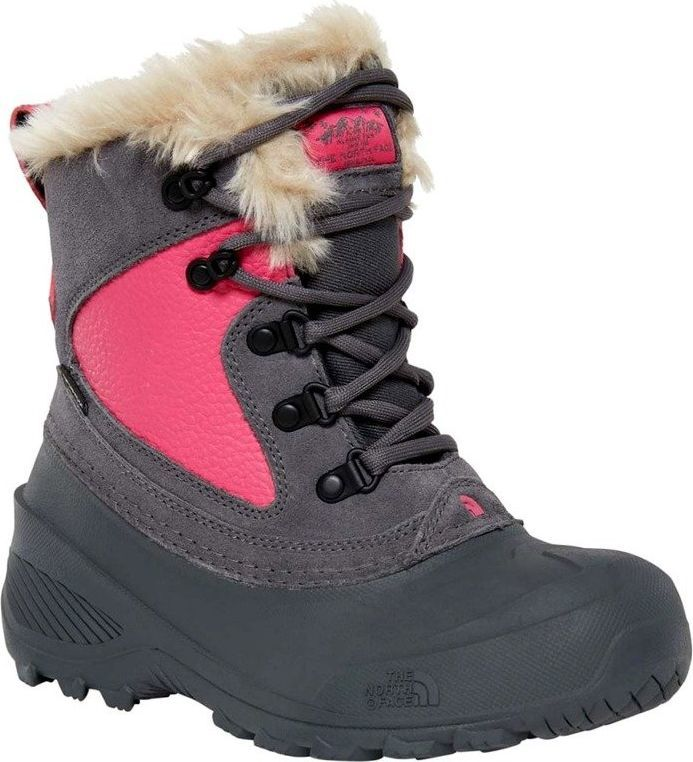 The North Face Buty damskie Youth Shellista Extreme szare r. 37 (NF0A2T5VH7D) 1