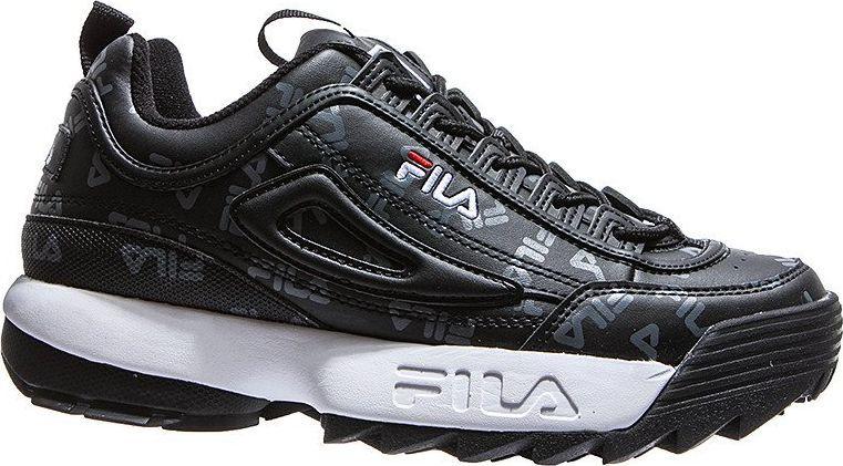 Fila buty damskie Disruptor Logo 1010748.25Y czarne