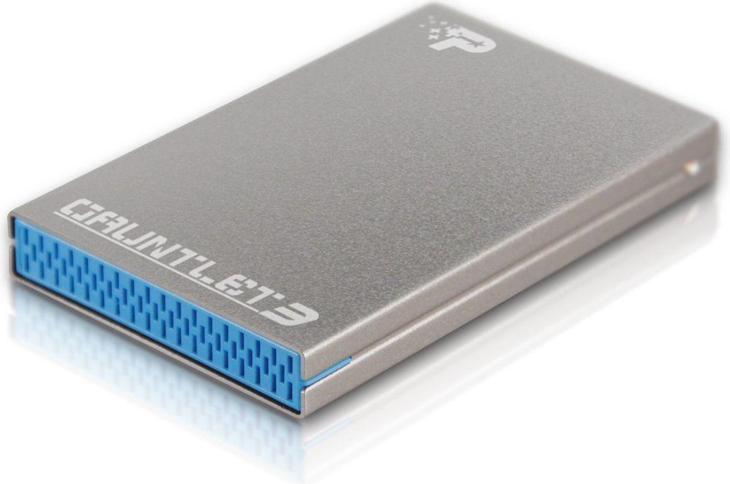 """Kieszeń Patriot Gauntlet III 2,5"""" USB3.0 - obudowa na HDD aluminium (PCGT325S) 1"""