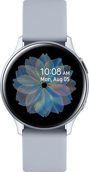 Smartwatch Samsung Galaxy Watch Active 2 Alu 40mm Srebrny  (SM-R830NZSAXEO) 1