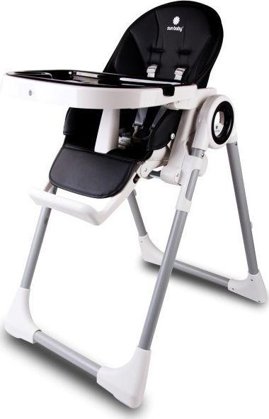 Sun Baby Krzesełko do karmienia Fidi Black ID produktu: 6314732