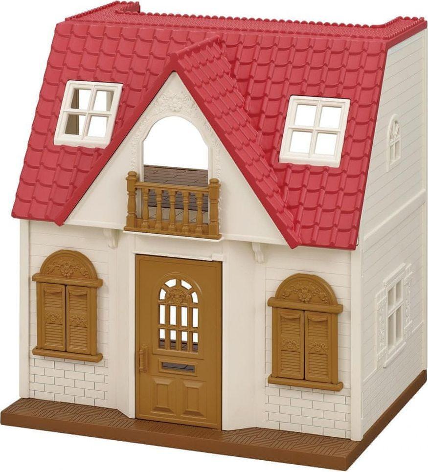 Figurka Epoch Sylvanian Families Domek wiejski startowy 1