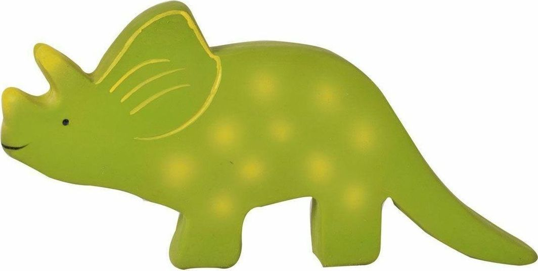 Tikiri Tikiri - Zabawka gryzak Dinozaur Baby Triceratops (Trice) 1
