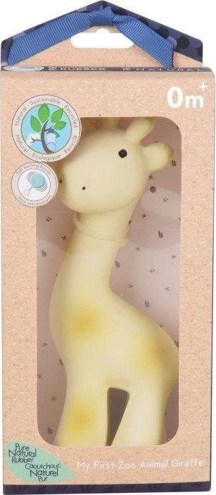 Tikiri Tikiri - Gryzak zabawka Żyrafa Zoo w pudełku 1