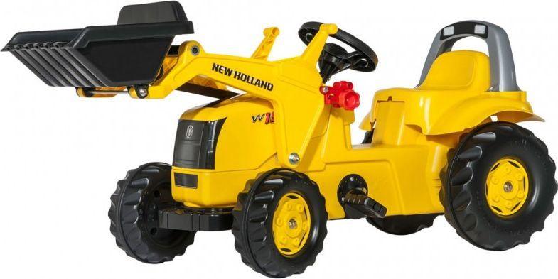 Rolly Toys ROLLY TOYS Traktor Na Pedały Kid 2-5 Lat New Holland Łyżka 1