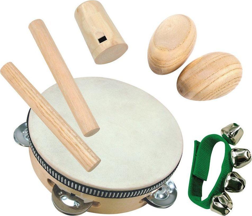 Bino Zestaw muzyczny naturalny 1