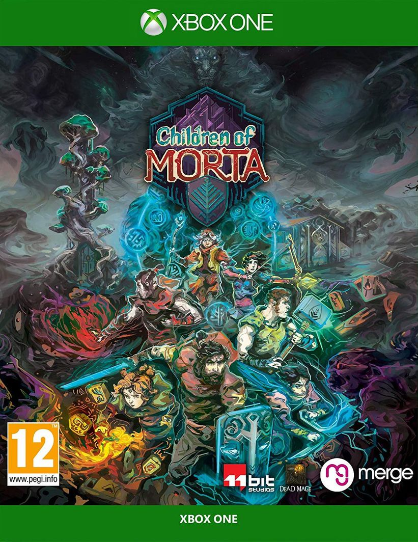 Children of Morta PL (XONE) 1