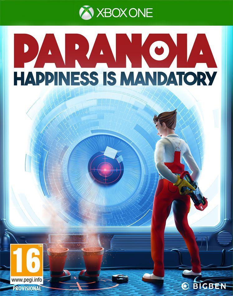 PARANOIA Happiness is Mandatory (XONE) 1