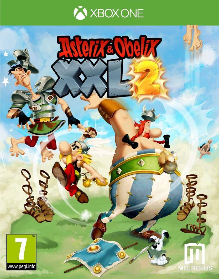 Asterix & Obelix XXL 2 Remastered PL (XONE) 1