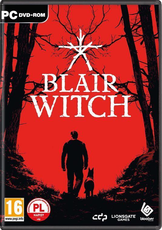 Blair Witch PL (PC) PC 1