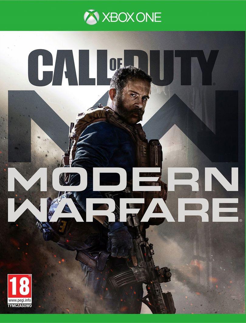 Call of Duty - Modern Warfare PL Xbox One 1