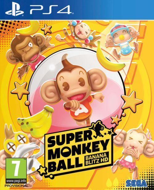 Super Monkey Ball: Banana Blitz HD (PS4) 1