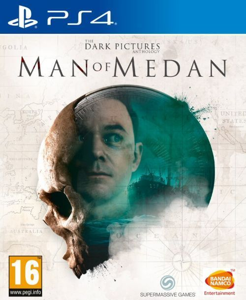 The Dark Pictures - Man Of Medan PS4 1