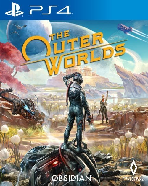 The Outer Worlds PL PS4 1