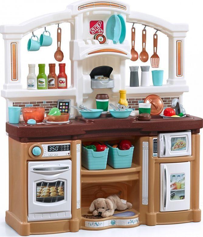 Step2 Step2 Kuchnia Dla Dzieci Zabawa z Przyjaciółmi 1