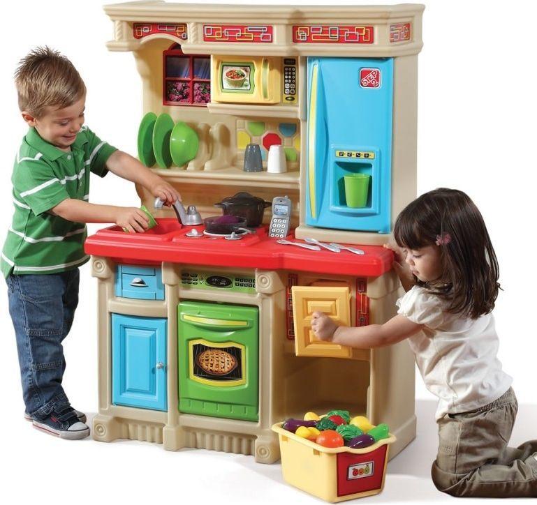 Step2 STEP2 Kuchnia dla dzieci interaktywna kompaktowa 1
