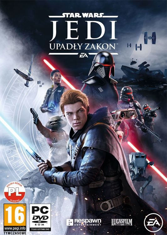 Star Wars: JEDI - Upadły Zakon PC 1