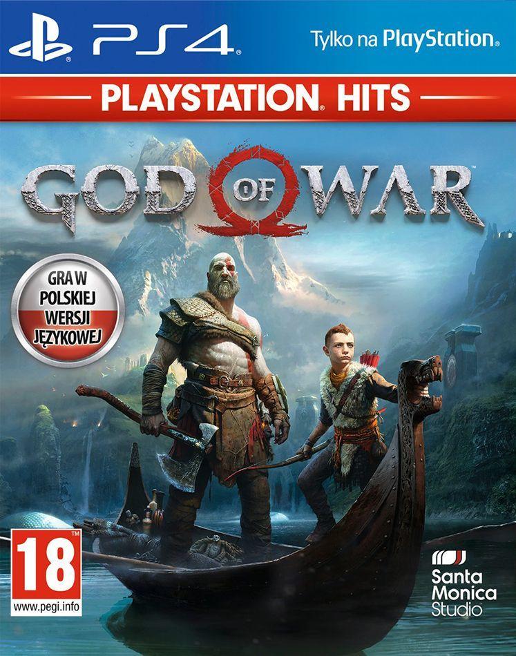 God of War PL HITS! PS4 1