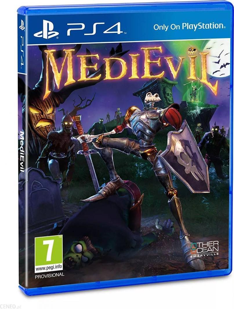 MediEvil PS4 1