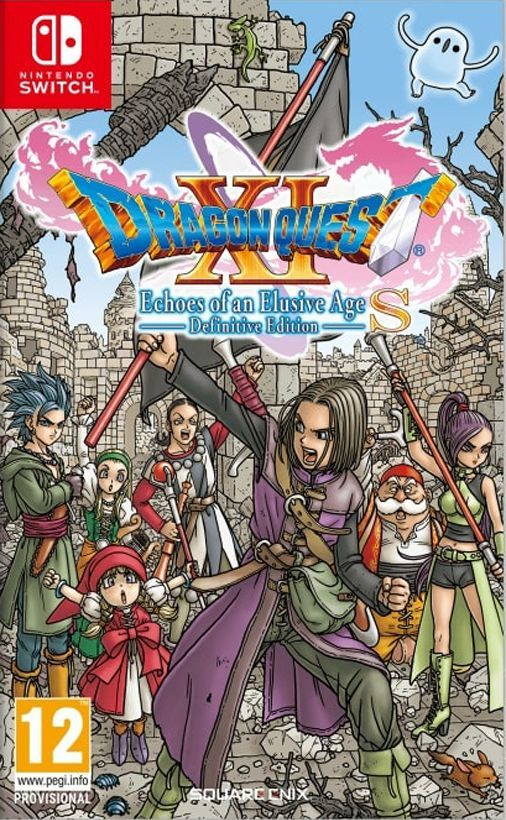 Dragon Quest XI S: Echoes - Def. Edition Nintendo Switch 1