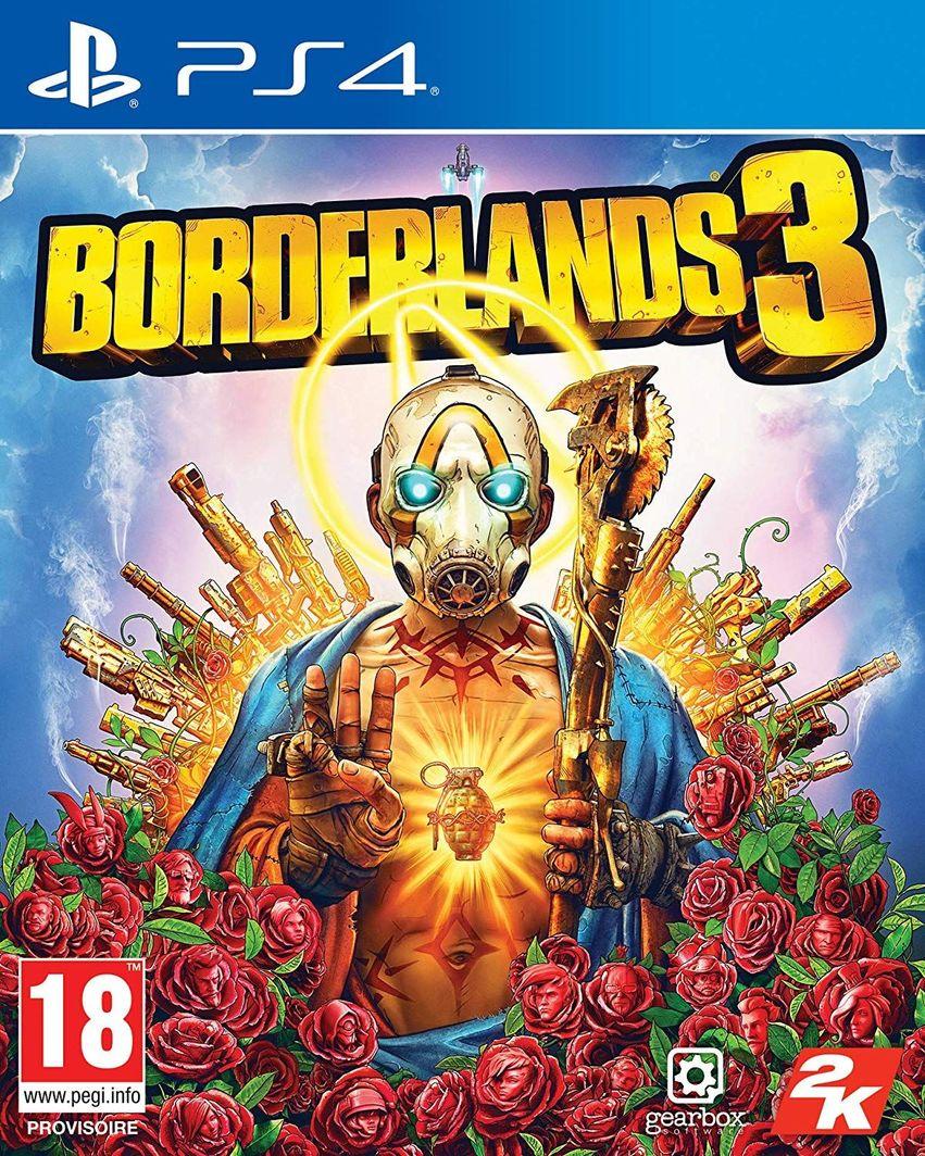 Borderlands 3 PS4 1
