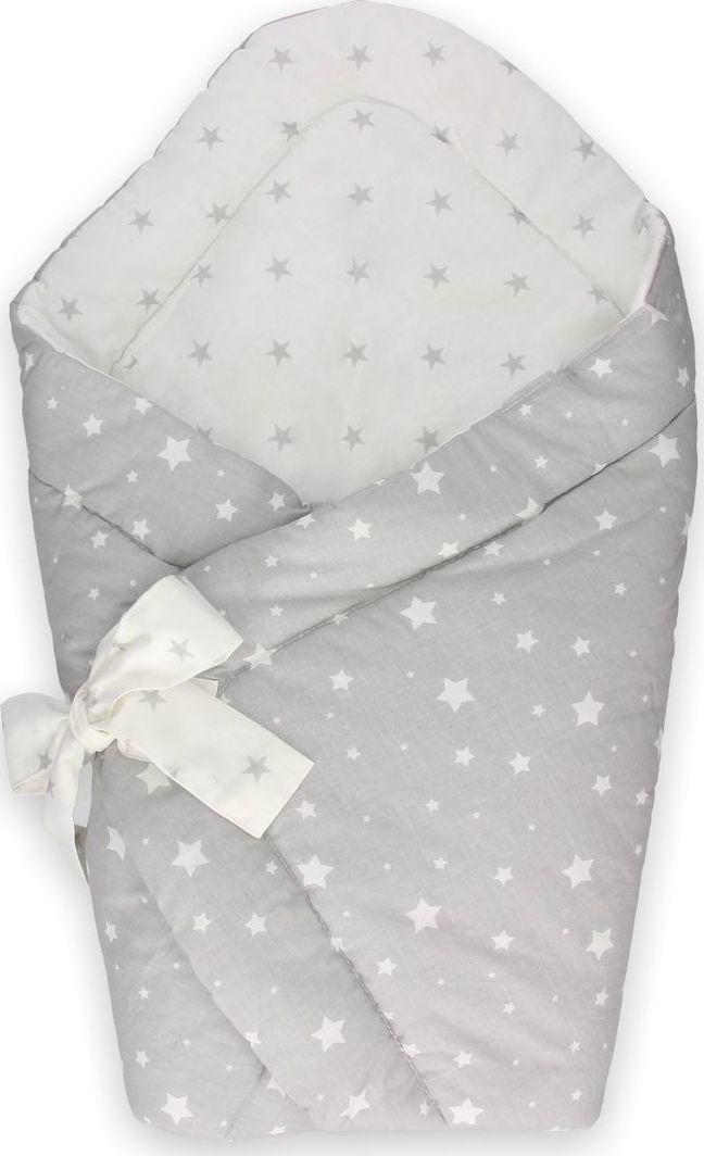 Lufcik Dwustronny rożek niemowlęcy Gwiazdki 1