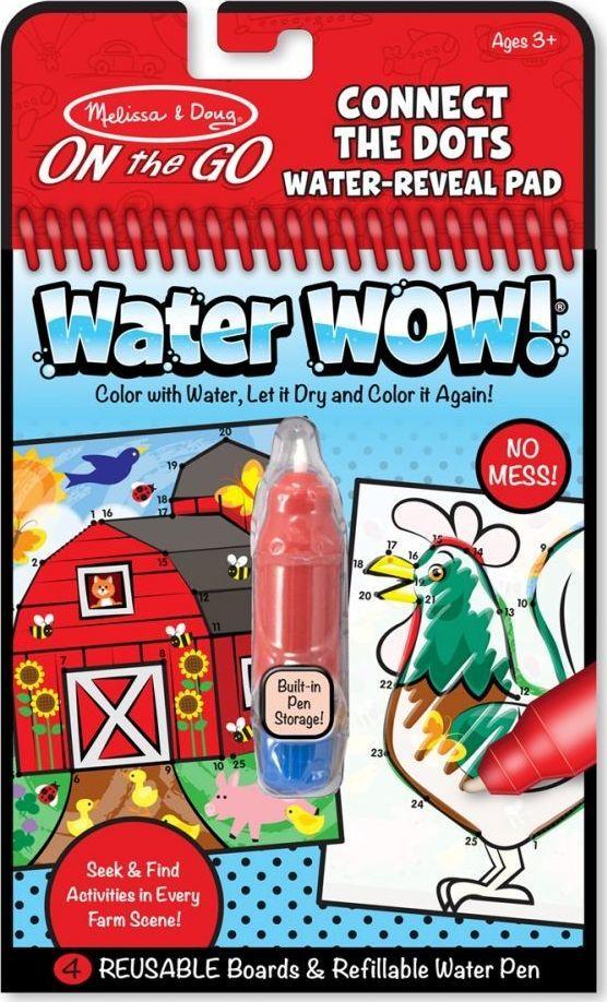 Malowanka wodna Połącz kropki WaterWOW 1