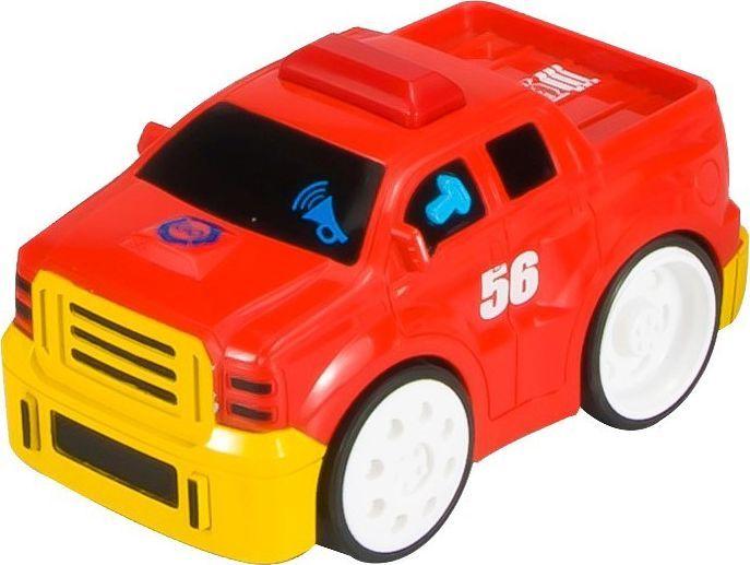 Sun Baby Interaktywne auto straży pożarnej z odgłosem silnika 1
