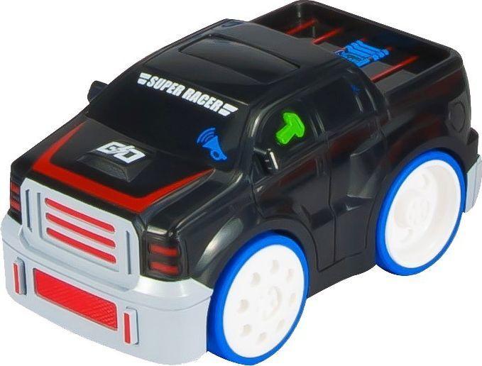 Sun Baby Interaktywne autko jeep z odgłosem silnika czarny 1