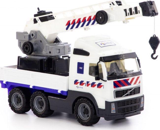 Wader Samochód holownik Ciężarówka Dźwig 49 cm 1