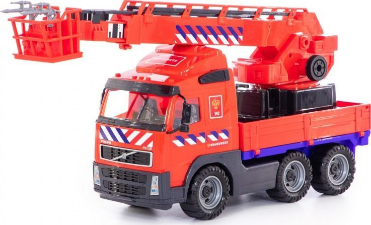 Wader Samochód Ciężarówka z wysięgnikiem 58 cm 1