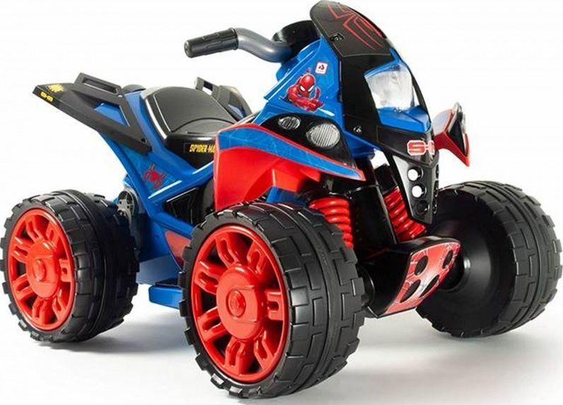 Injusa Spiderman Quad Na Akumulator 12V Injusa 1