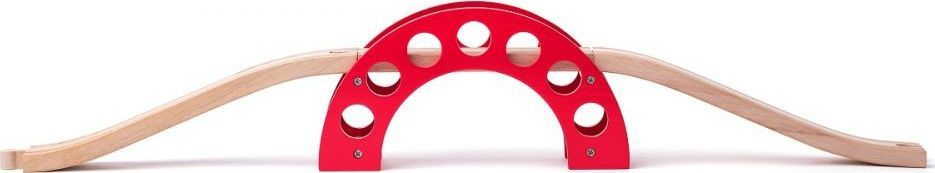 Woody Most z czerwonym łukiem 1