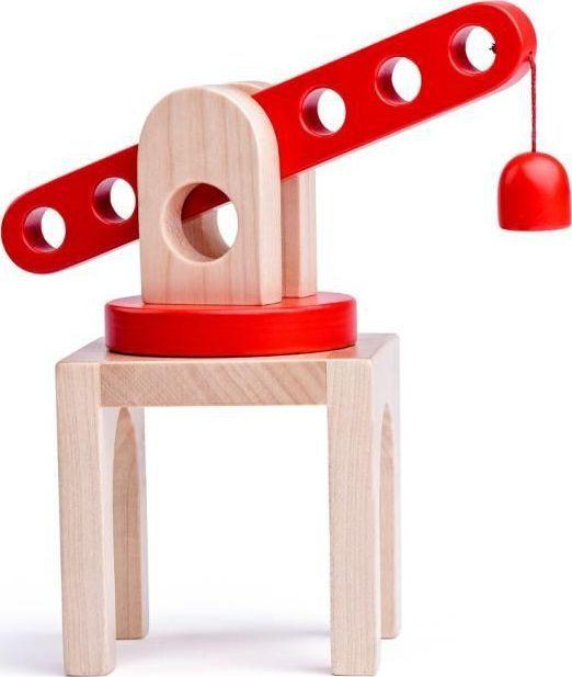 Woody Dźwig kolejowy z magnesem 1