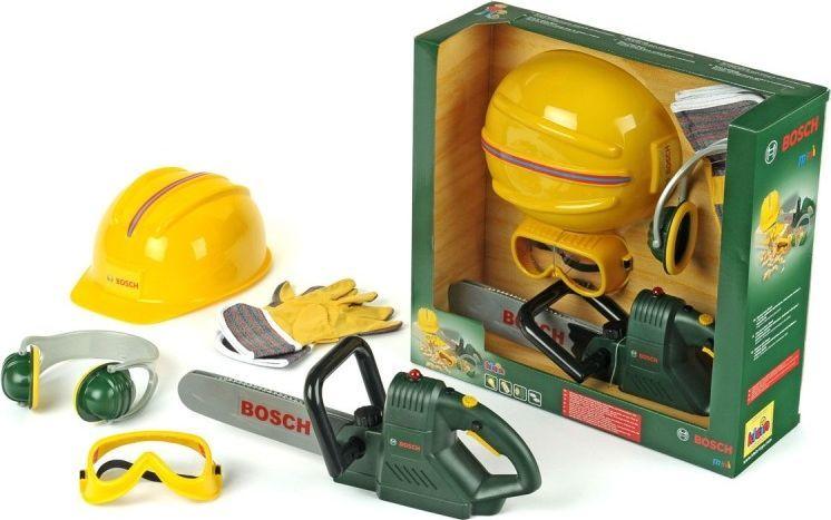 Klein Zestaw narzędzi drwala z piłą łańcuchową Bosch 1