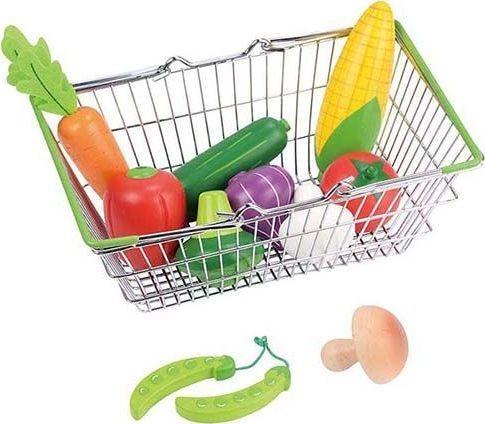 Lelin Koszyk sklepowy z warzywami 1