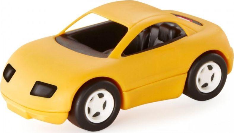Little Tikes Żółty samochód wyścigowy Little Tikes 1
