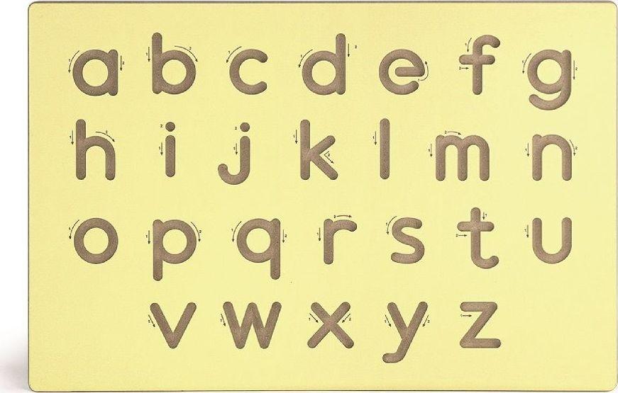 Viga Panel wymienny małe litery 1